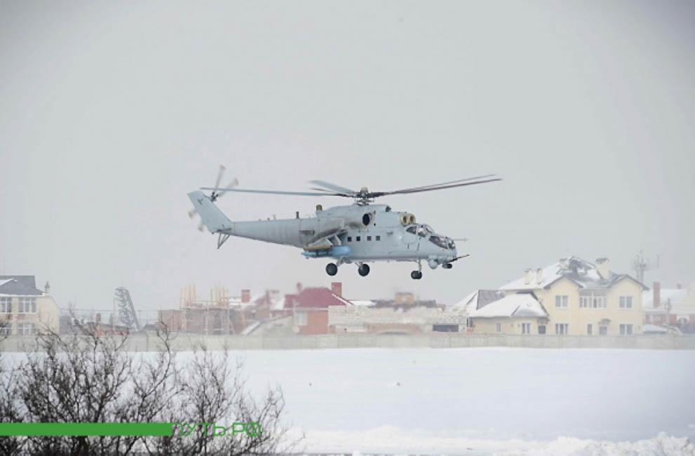 1739 Как собирают вертолеты