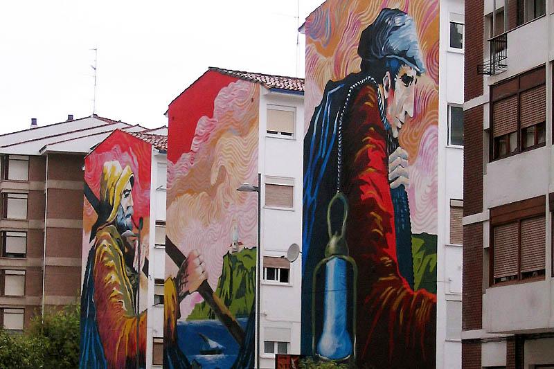 1740 Лучшие работы в жанре Стрит арт в апреле 2012