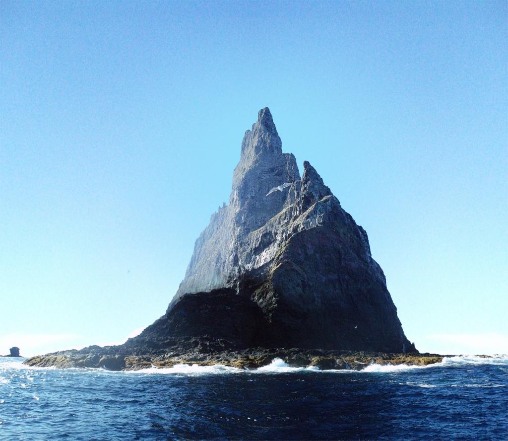 1746 Самые фотогеничные морские скалы