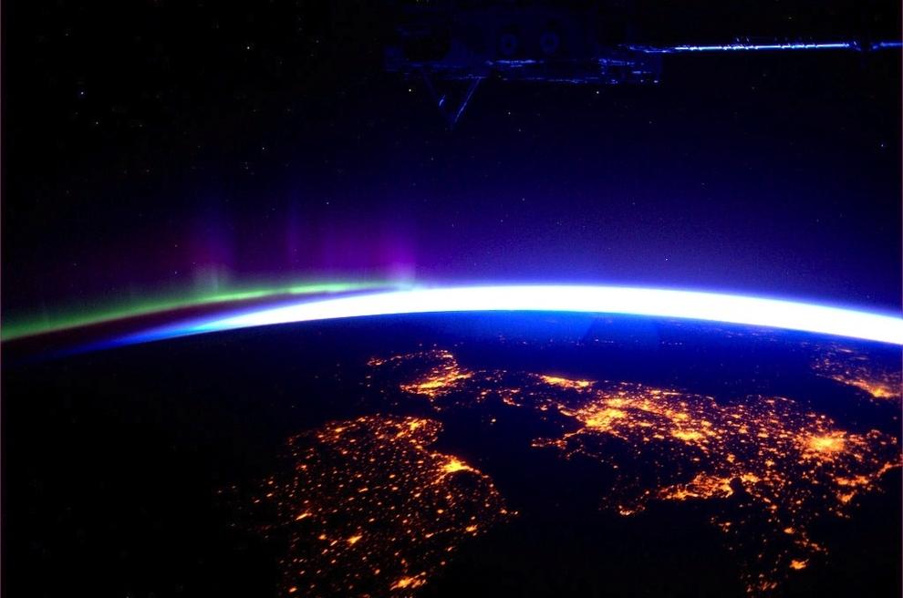 177 Удивительные фото северного сияния