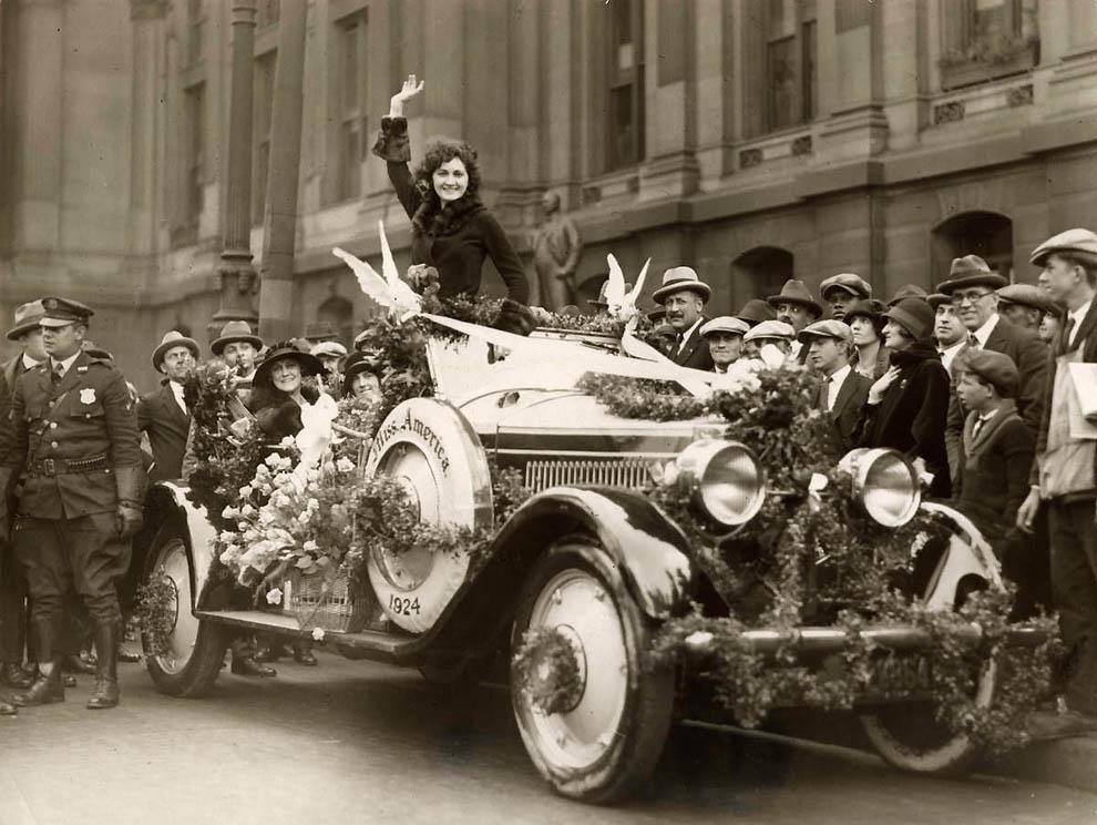 1804 Конкурсы красоты в Америке между двумя войнами   1924 1939 годы
