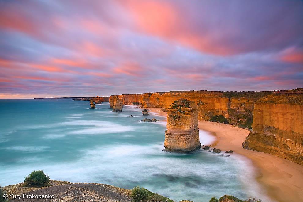 1805 12 апостолов Австралии