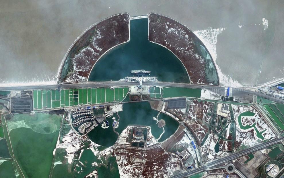 1806 Интересные объекты «Google Планета Земля»