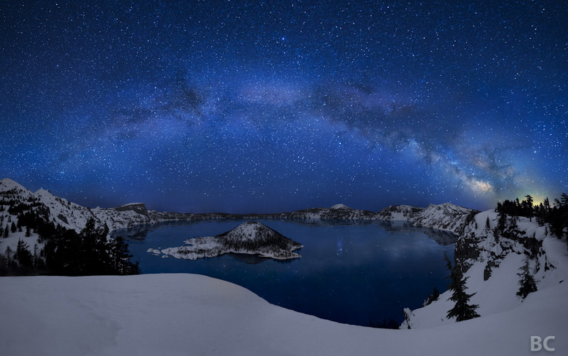 1807 15 кратерных озер