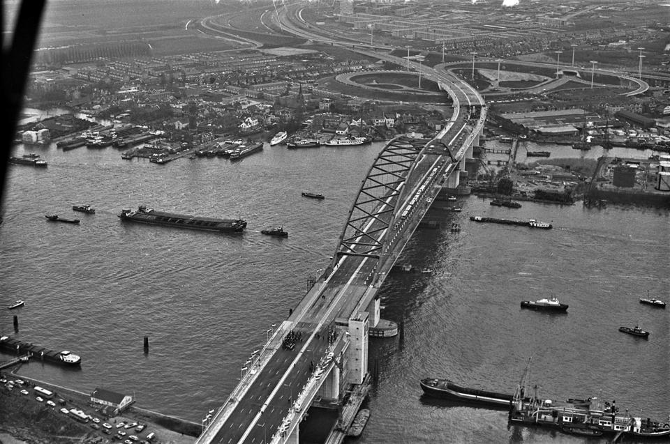 1864 Фотографии Нидерландов с воздуха