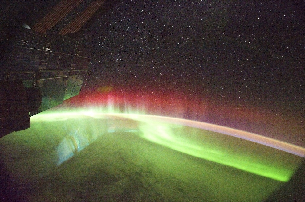 187 Удивительные фото северного сияния
