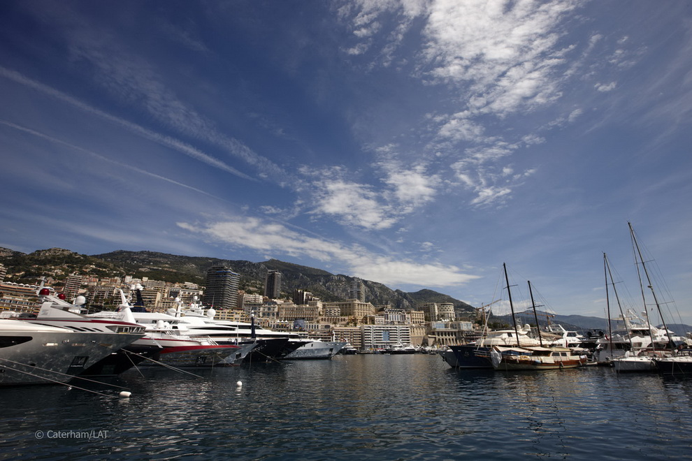 1896 За кадром 70 го Гран При Монако 2012: фоторепортаж