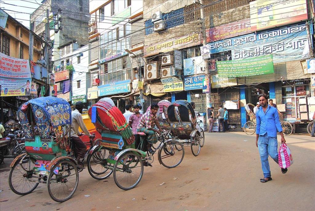 1924 Дакка: хроники социальной помойки или как пережить 5 дней в ужасном мегаполисе
