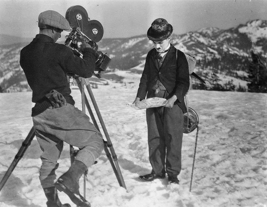 1937 За кадром культовых фильмов