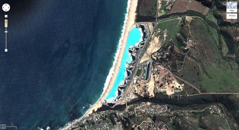 1950 Самый большой бассейн в мире