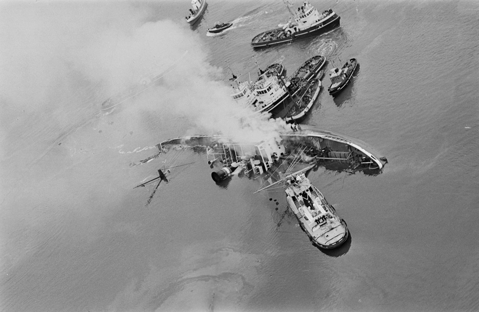 1959 Фотографии Нидерландов с воздуха