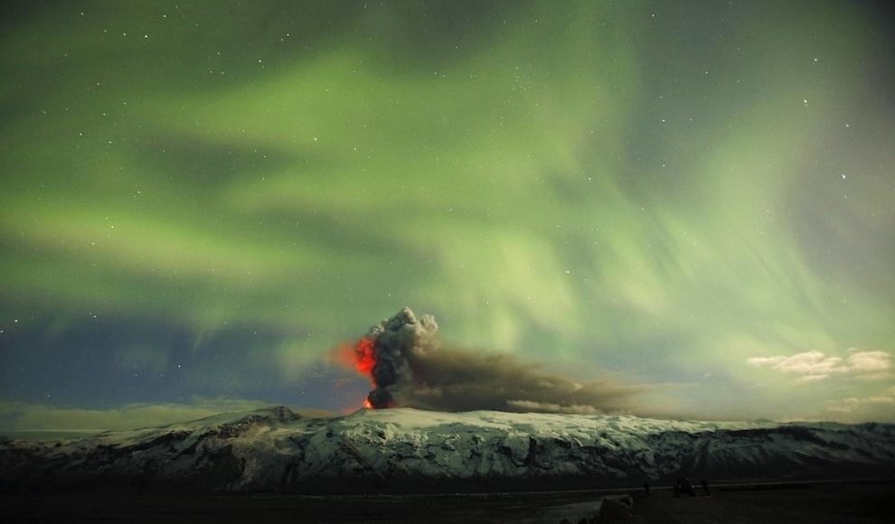 196 Удивительные фото северного сияния