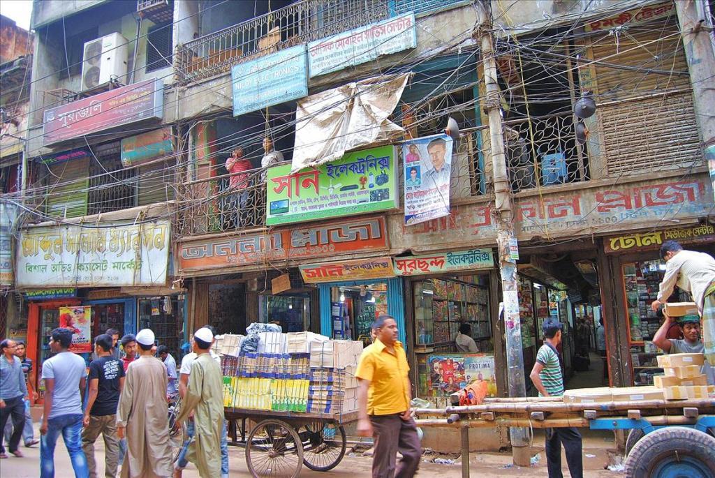 2021 Дакка: хроники социальной помойки или как пережить 5 дней в ужасном мегаполисе