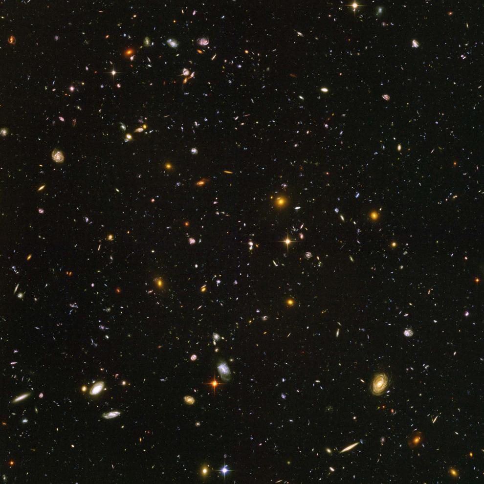 2035 Телескоп Хаббл: 22 года на орбите
