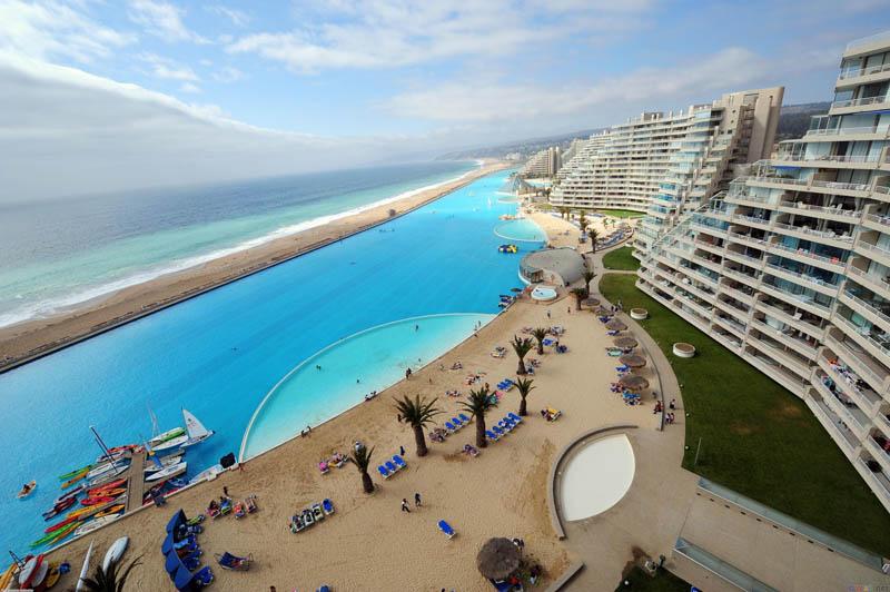 2046 Самый большой бассейн в мире