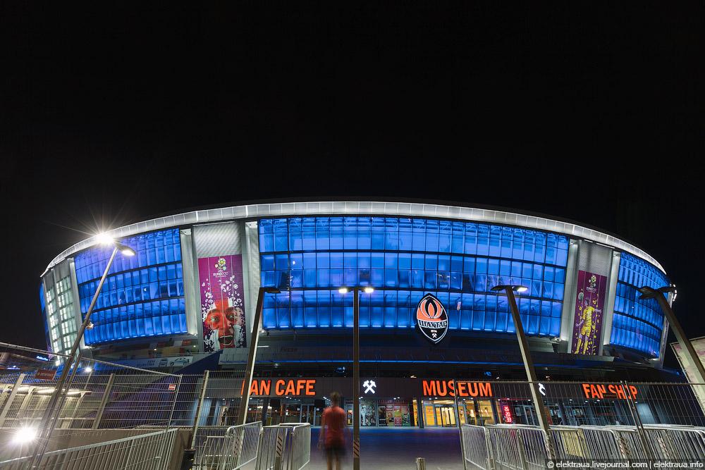 2087 Донецкий стадион Донбасс арена