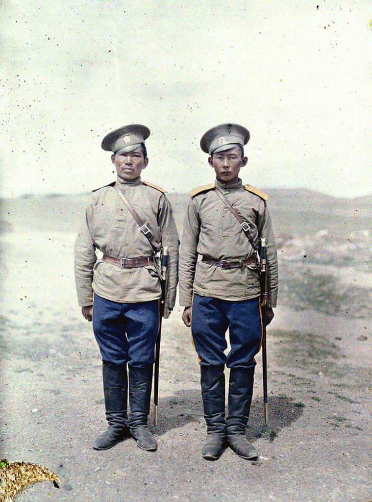 21 Глубокий феодализм в цвете: Российский протекторат Монголия в 1913