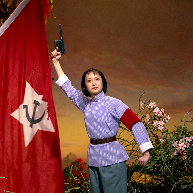 2100  Китайская коммунистическая опера