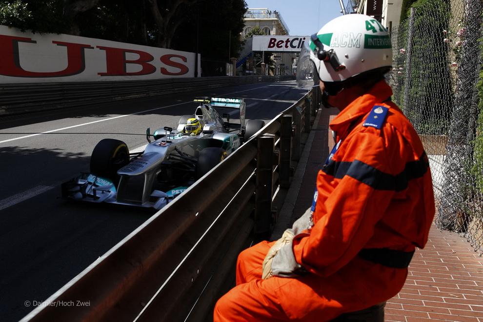 21123 За кадром 70 го Гран При Монако 2012: фоторепортаж