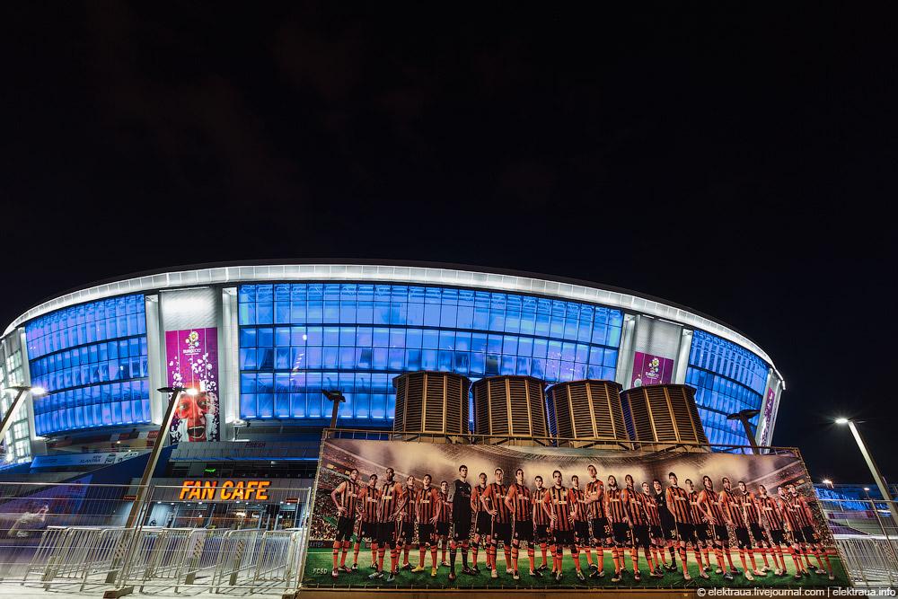 21132 Донецкий стадион Донбасс арена