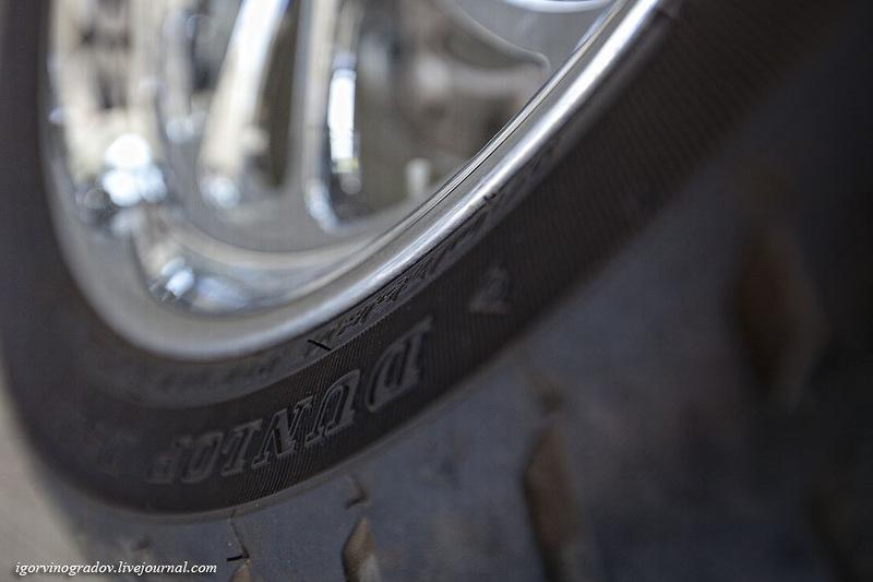 2117 Harley Davidson
