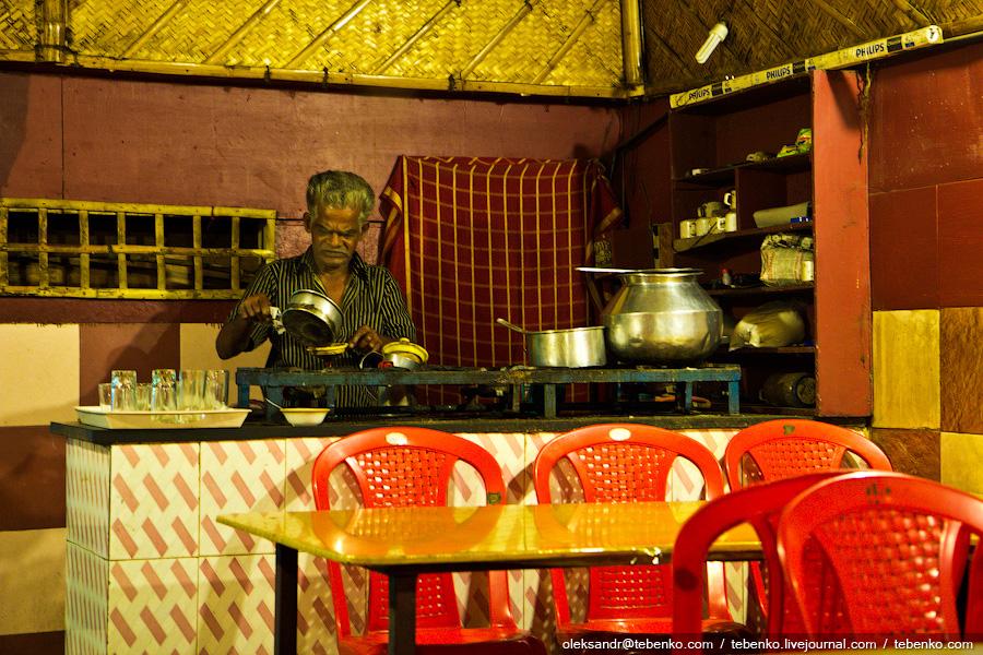 2127 Индийская кухня глазами иностранца