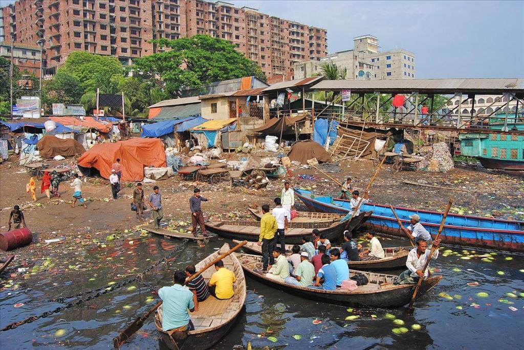 2131 Дакка: хроники социальной помойки или как пережить 5 дней в ужасном мегаполисе