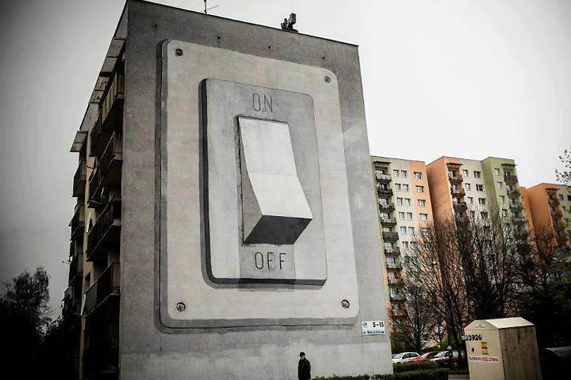 2161 Лучшие работы в жанре Стрит арт в апреле 2012