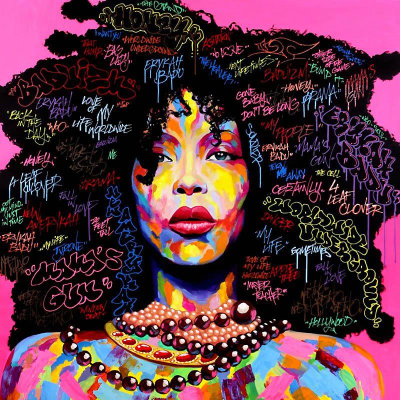 2162 Лучшие работы в жанре Стрит арт в апреле 2012