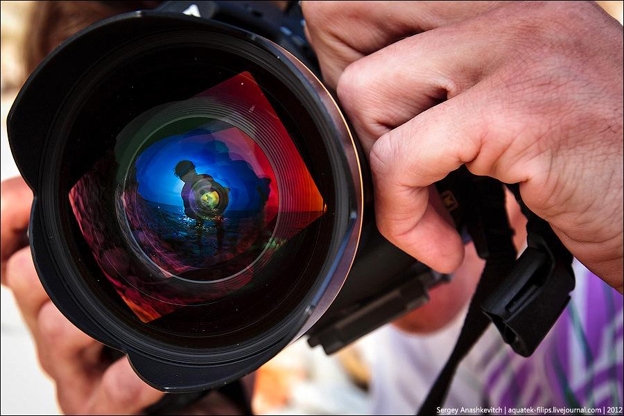 2166 Фотографии фотографов или как получаются фотоснимки