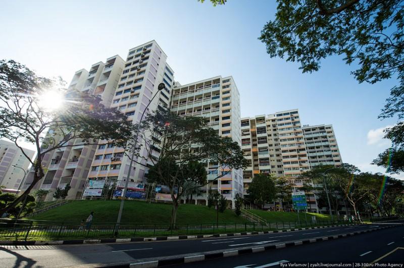 сингапур фото улиц