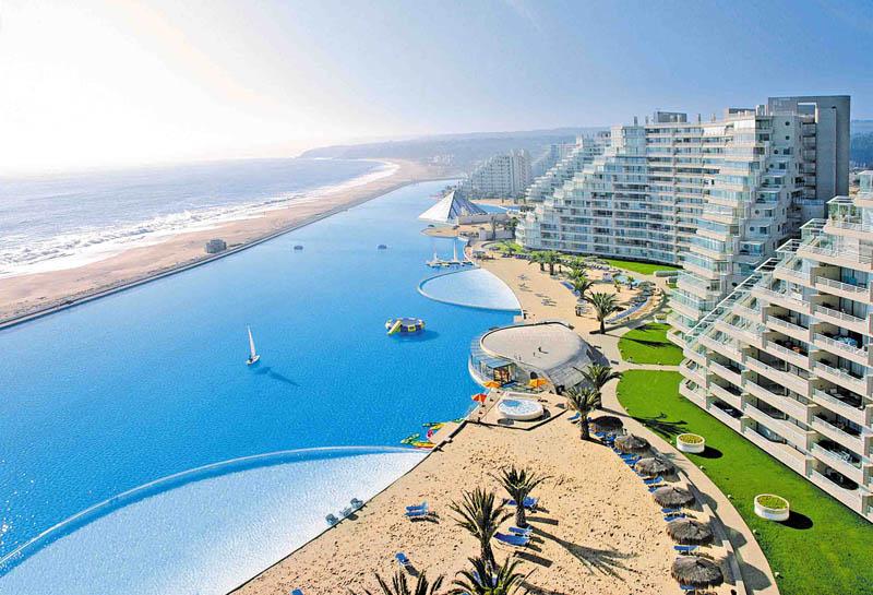 2202 Самый большой бассейн в мире