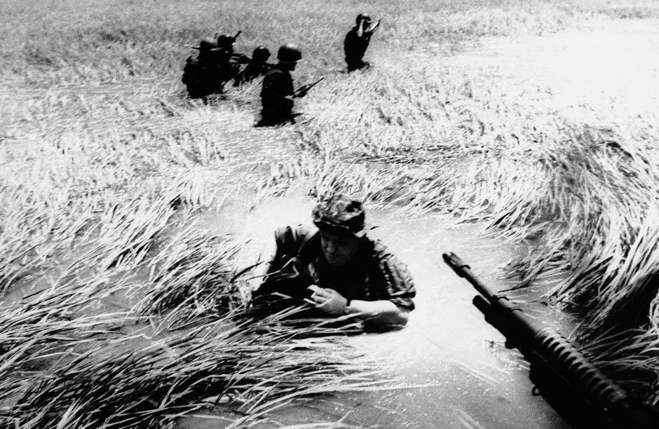 2205 Легендарный военный фотограф Хорст Фаас умер в возрасте 79 лет