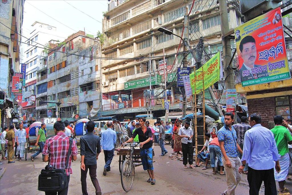 2224 Дакка: хроники социальной помойки или как пережить 5 дней в ужасном мегаполисе