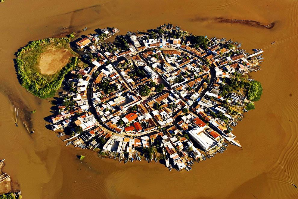 22336801 b2d8939b7d b Мескальтитан   город на воде