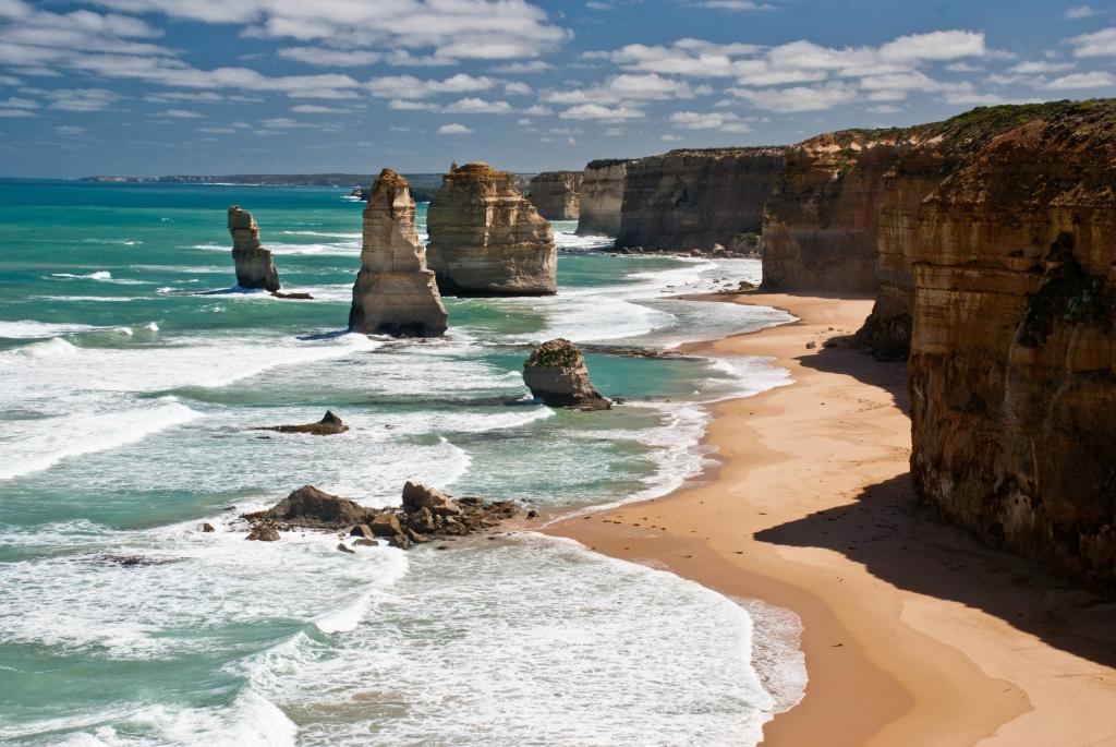 2236 Самые фотогеничные морские скалы