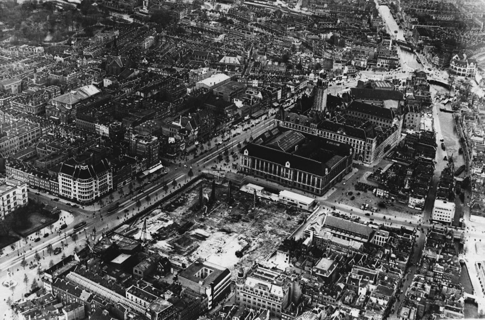 2256 Фотографии Нидерландов с воздуха