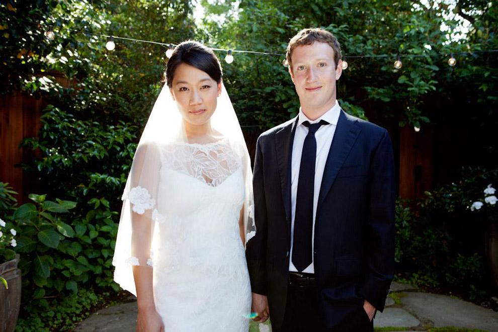 2269 Цукерберг женился!