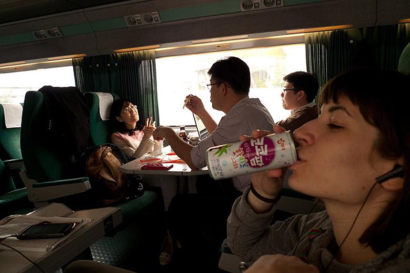 2282 Повседневная жизнь в Южной Корее