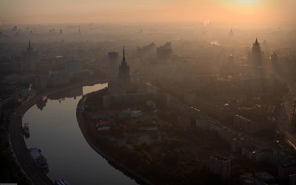 2297 Города окутанные туманом