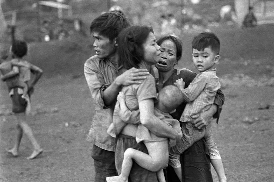 2342 Легендарный военный фотограф Хорст Фаас умер в возрасте 79 лет