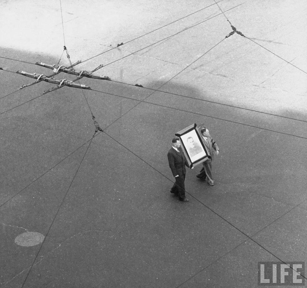 2345 Май 1956 го в Москве