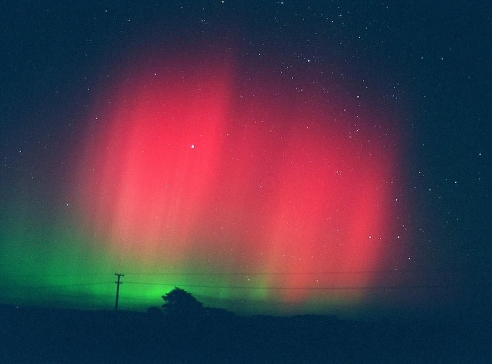 236 Удивительные фото северного сияния
