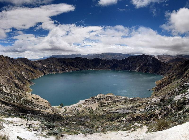 2372 15 кратерных озер