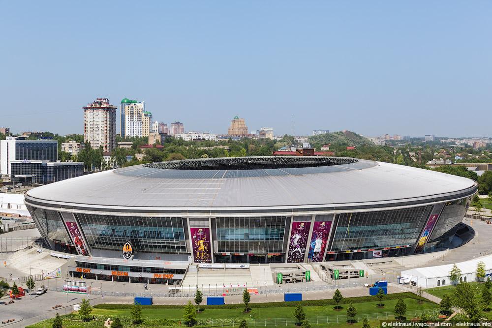 2401 Донецкий стадион Донбасс арена