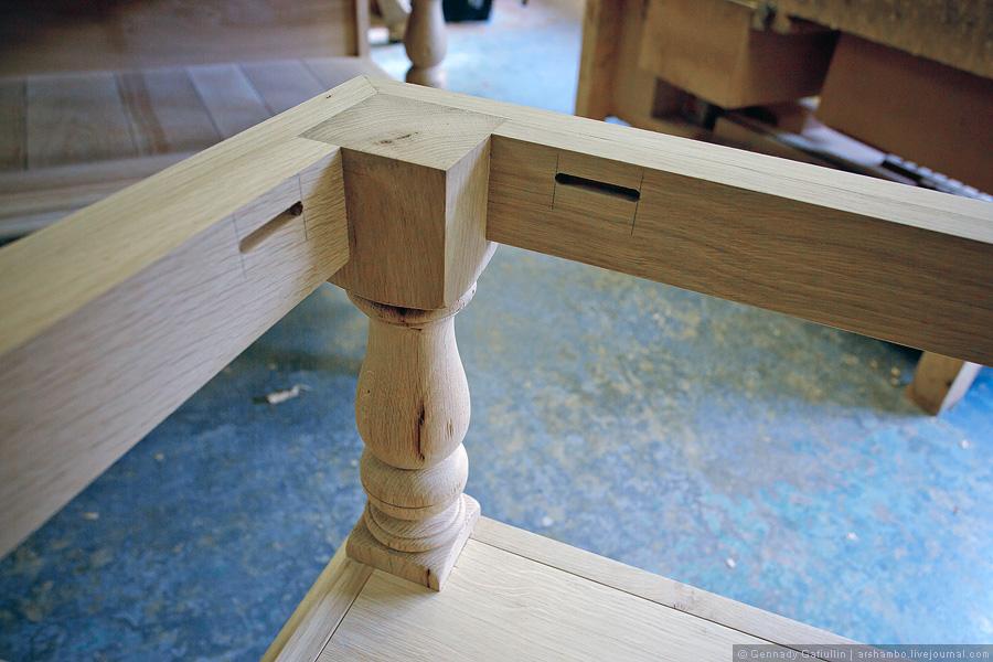 241 Как создают элитную английскую мебель (Часть 2)