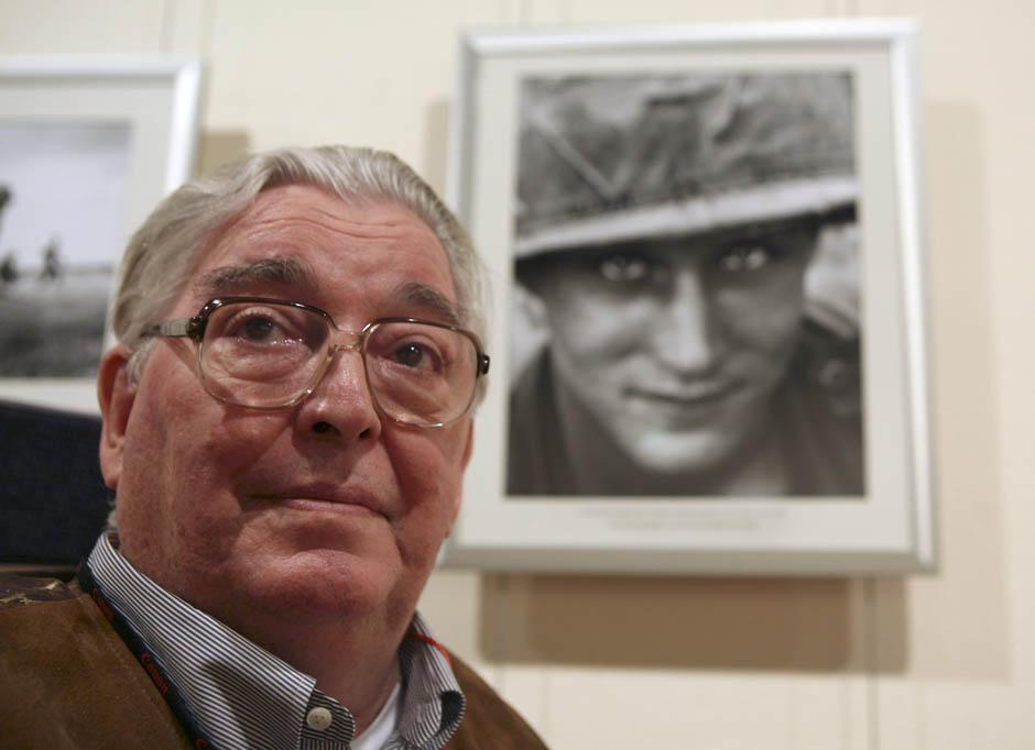 2441 Легендарный военный фотограф Хорст Фаас умер в возрасте 79 лет