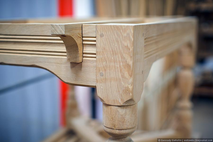 251 Как создают элитную английскую мебель (Часть 2)