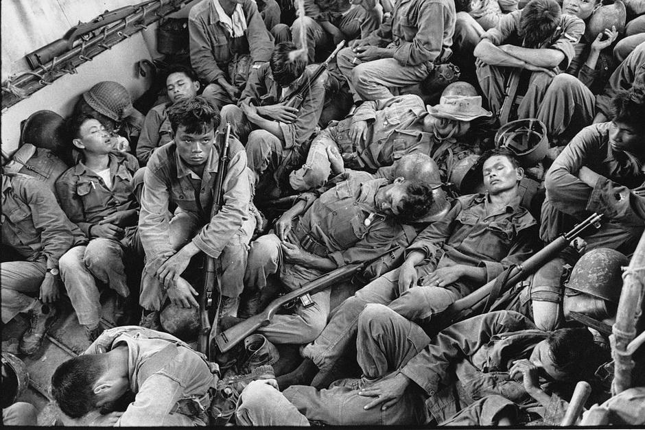2538 Легендарный военный фотограф Хорст Фаас умер в возрасте 79 лет