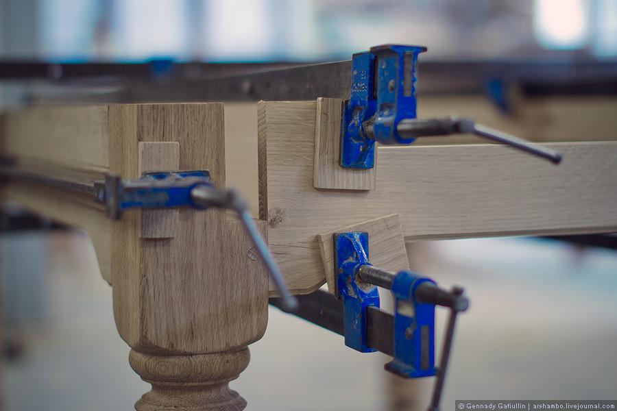 261 Как создают элитную английскую мебель (Часть 2)